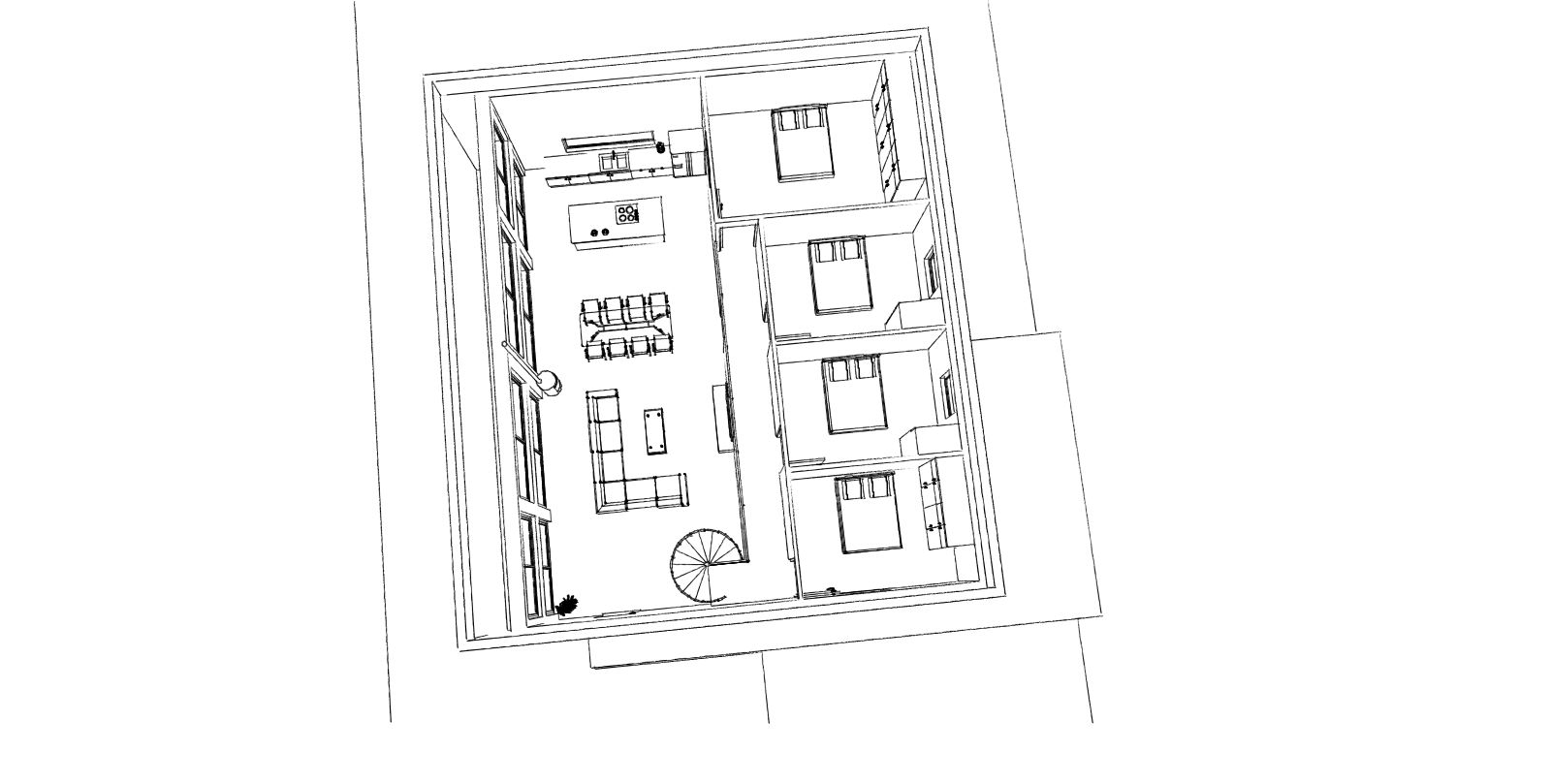 15.17 Permis de construire maison nord Thun Saint Amand3