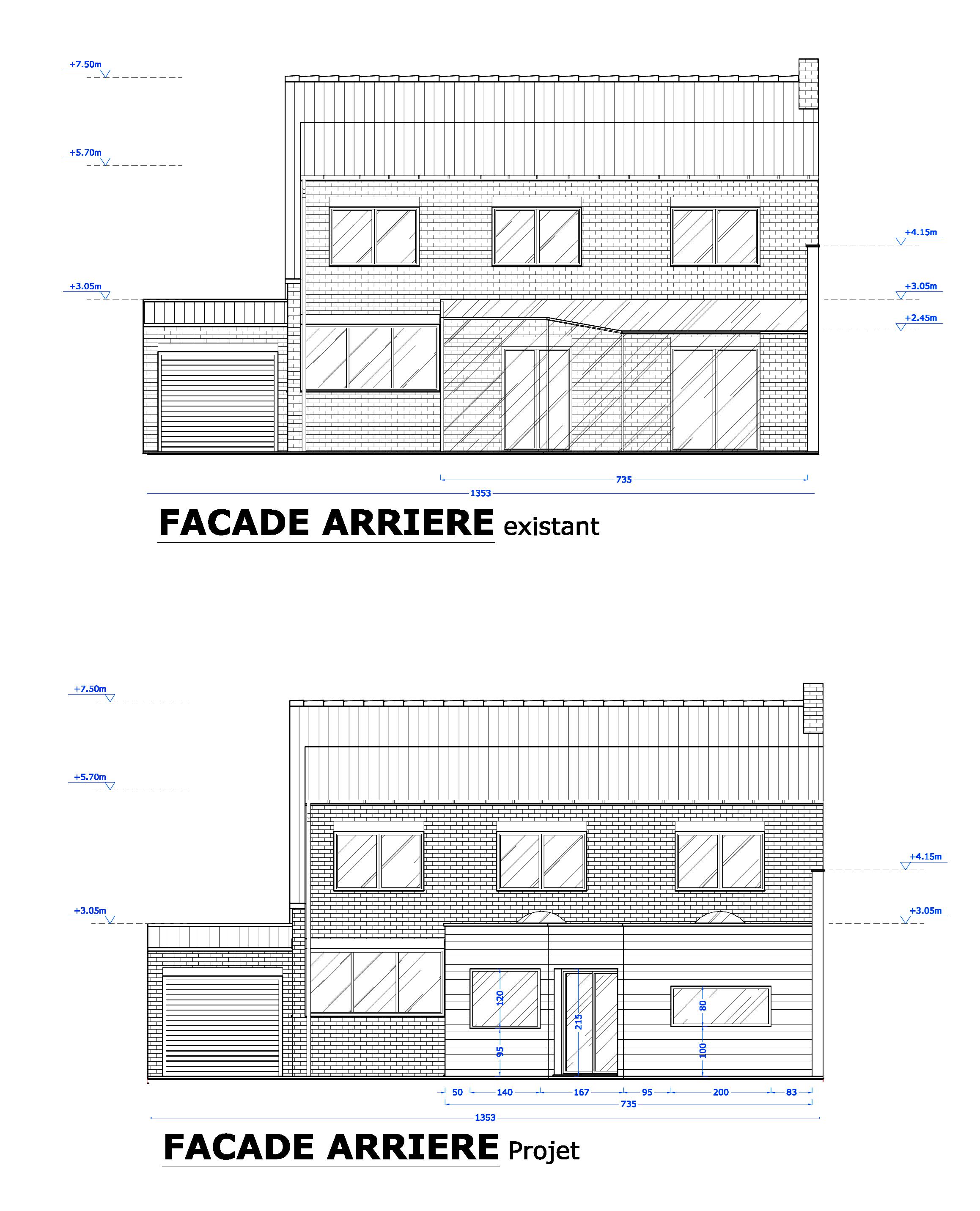 15.22 Atelier Permis de construire extension nord Herlies3