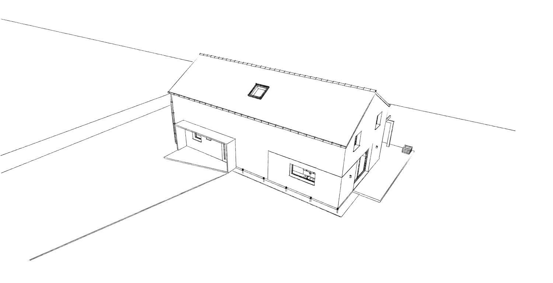 15.08 Atelier Permis de construire construction maison Loft La Gorgue1