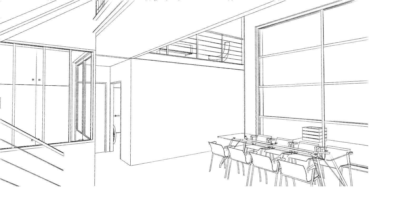 15.08 Atelier Permis de construire construction maison Loft La Gorgue23