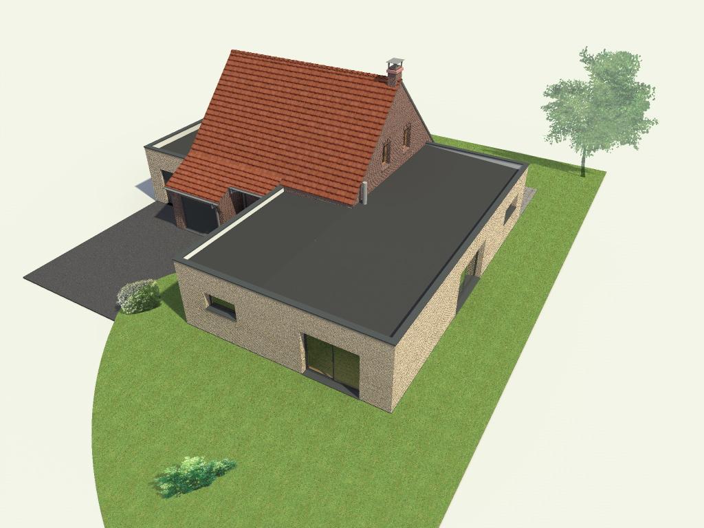 15.20 Atelier Permis de construire extension nord Sequedin11