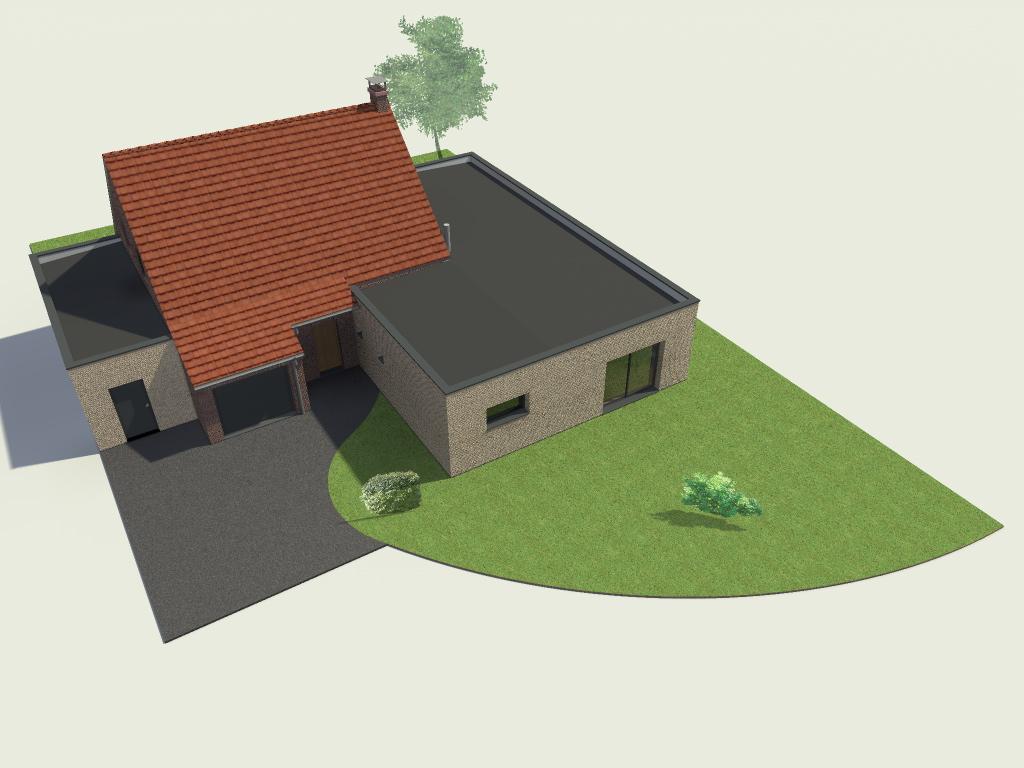 15.20 Atelier Permis de construire extension nord Sequedin12