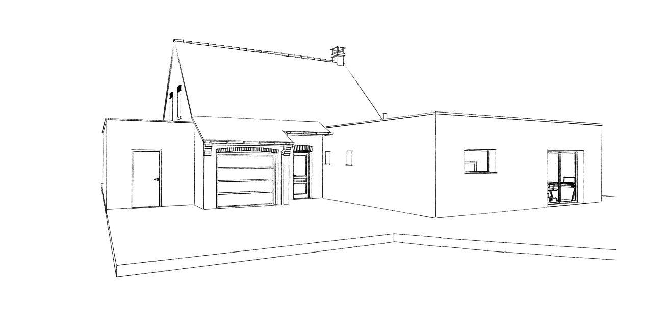 15.20 Atelier Permis de construire extension nord Sequedin15