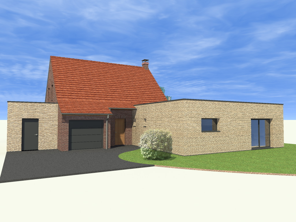 15.20 Atelier Permis de construire extension nord Sequedin16