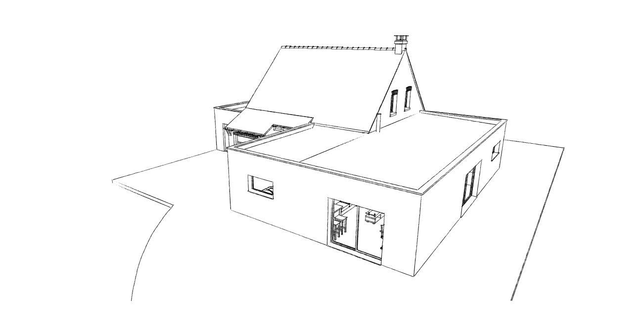 15.20 Atelier Permis de construire extension nord Sequedin24