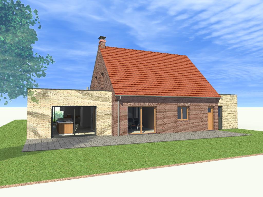 15.20 Atelier Permis de construire extension nord Sequedin32