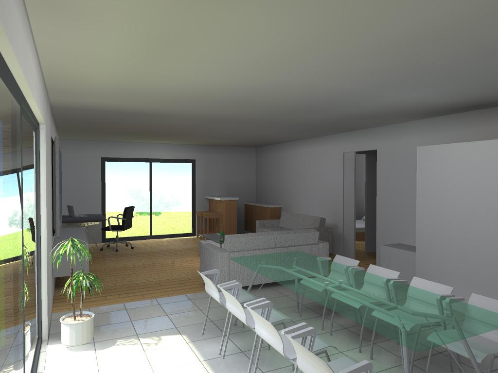 15.20 Atelier Permis de construire extension nord Sequedin42