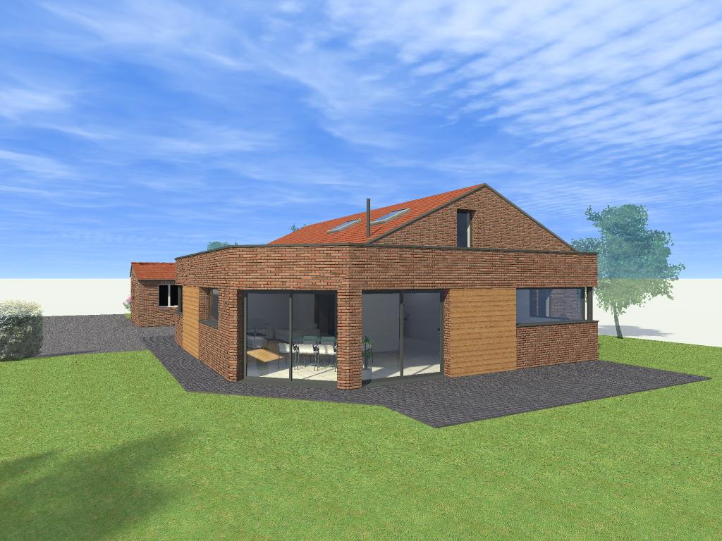 15.11 Atelier Permis de construire extension nord Comines15