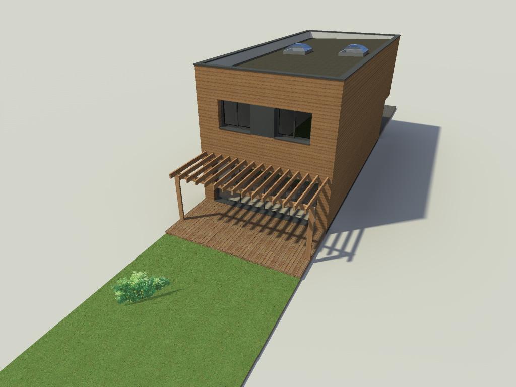 15.28 Atelier Permis de construire construction maison nord4