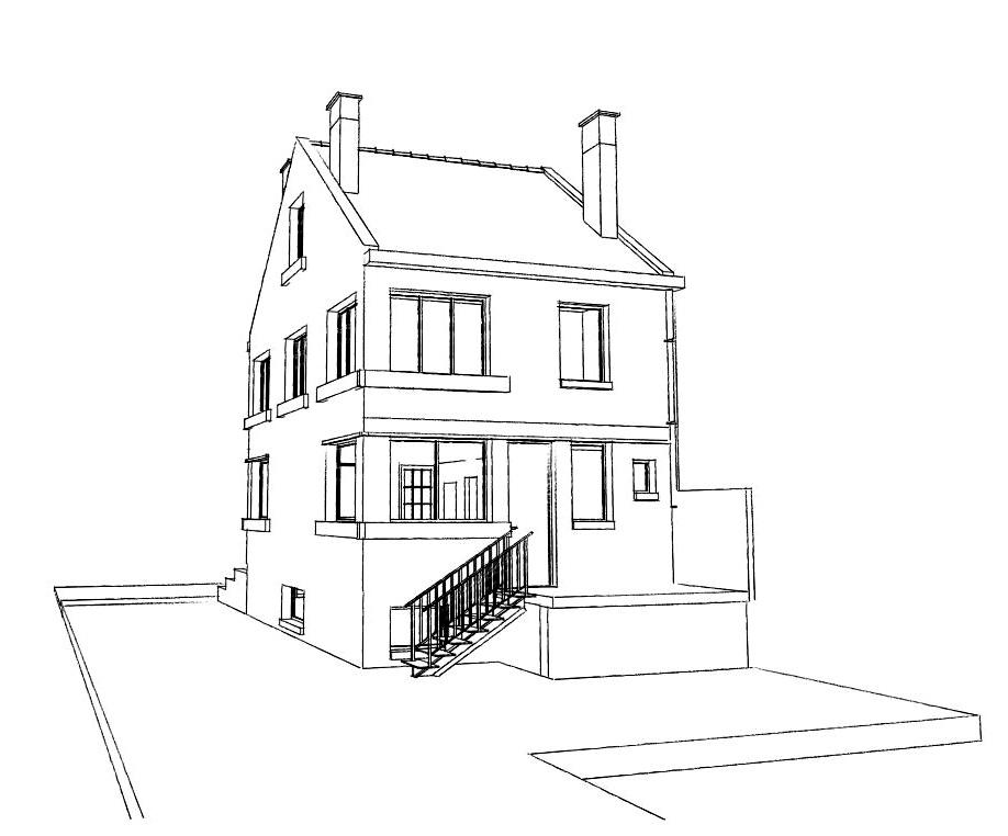 15.29 Atelier Permis de construire extension nord Marcq en Baroeul9