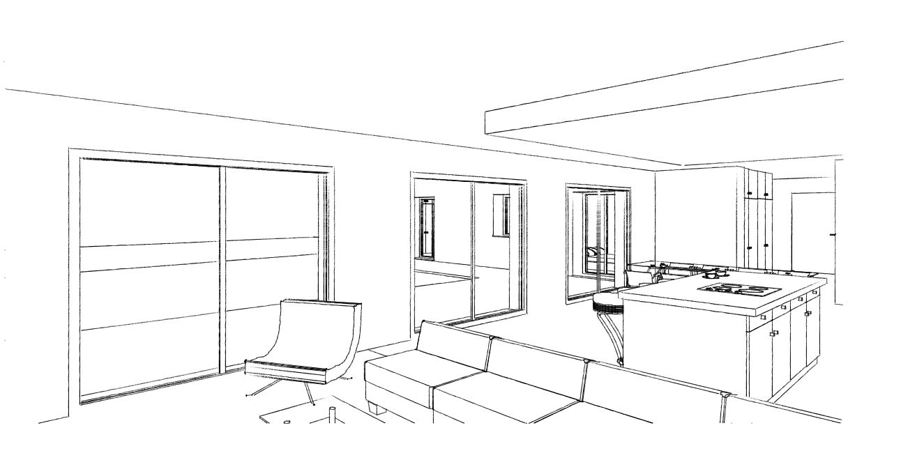15.24 Atelier Permis de construire rénovation nord architecte15