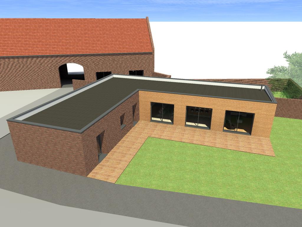 15.24 Atelier Permis de construire rénovation nord architecte9