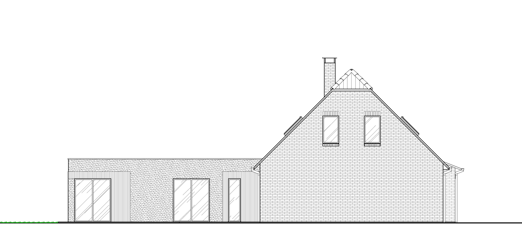 15.30 Atelier Permis de construire extension nord architecte 12