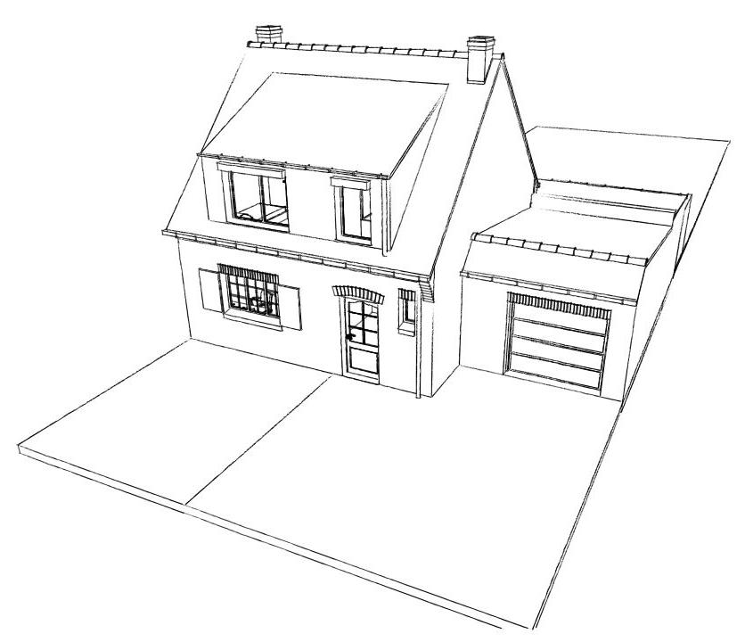 15.31 Atelier Permis de construire extension nord Avelin2