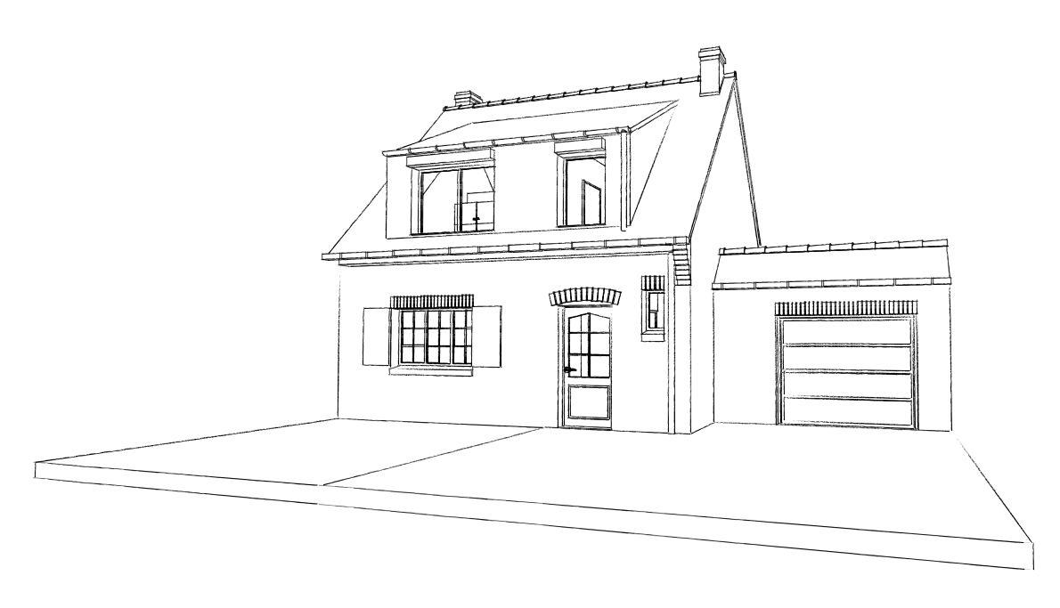 15.31 Atelier Permis de construire extension nord Avelin8
