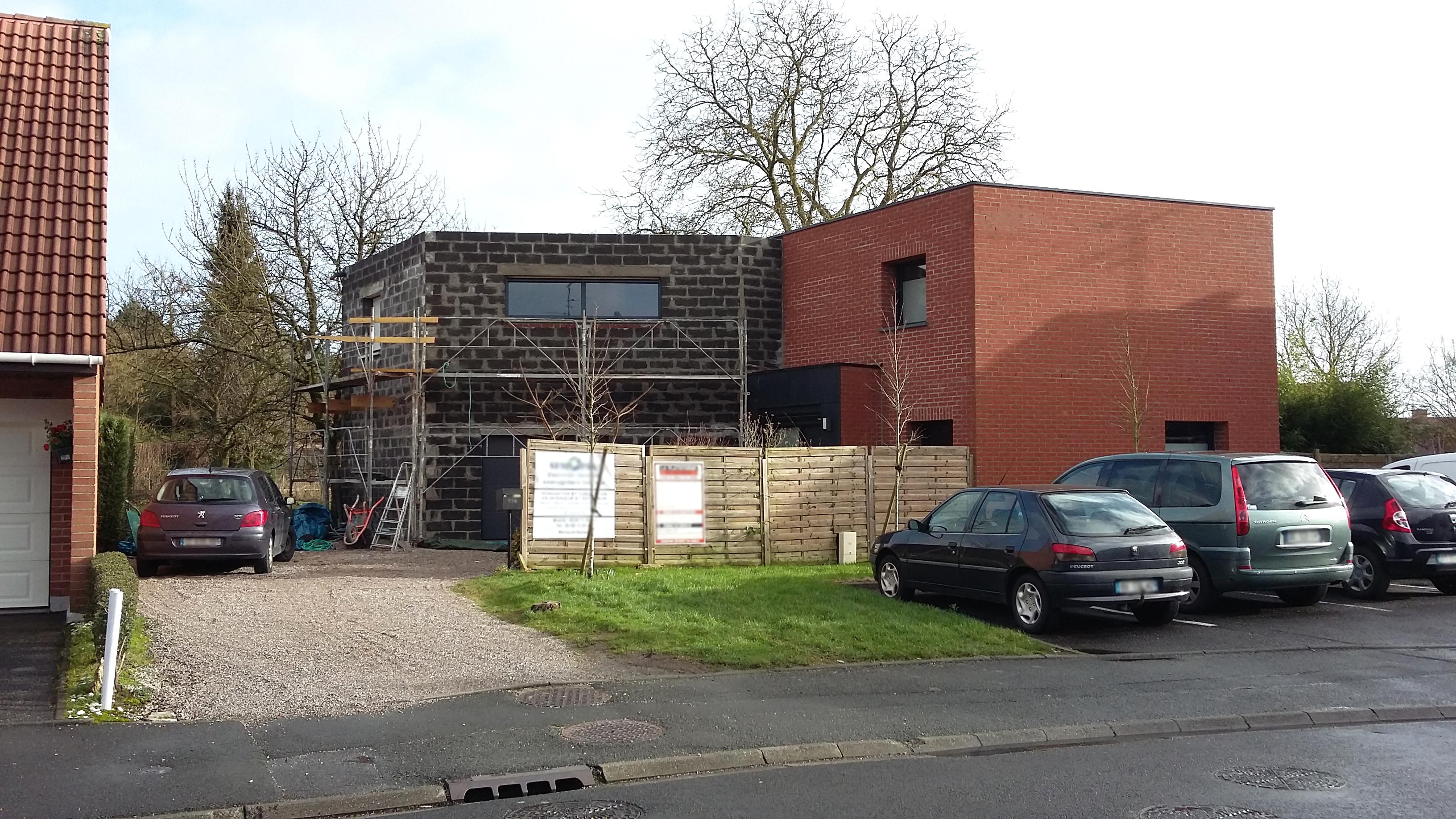 15.38 Atelier Permis de construire extension nord Cysoing6.1