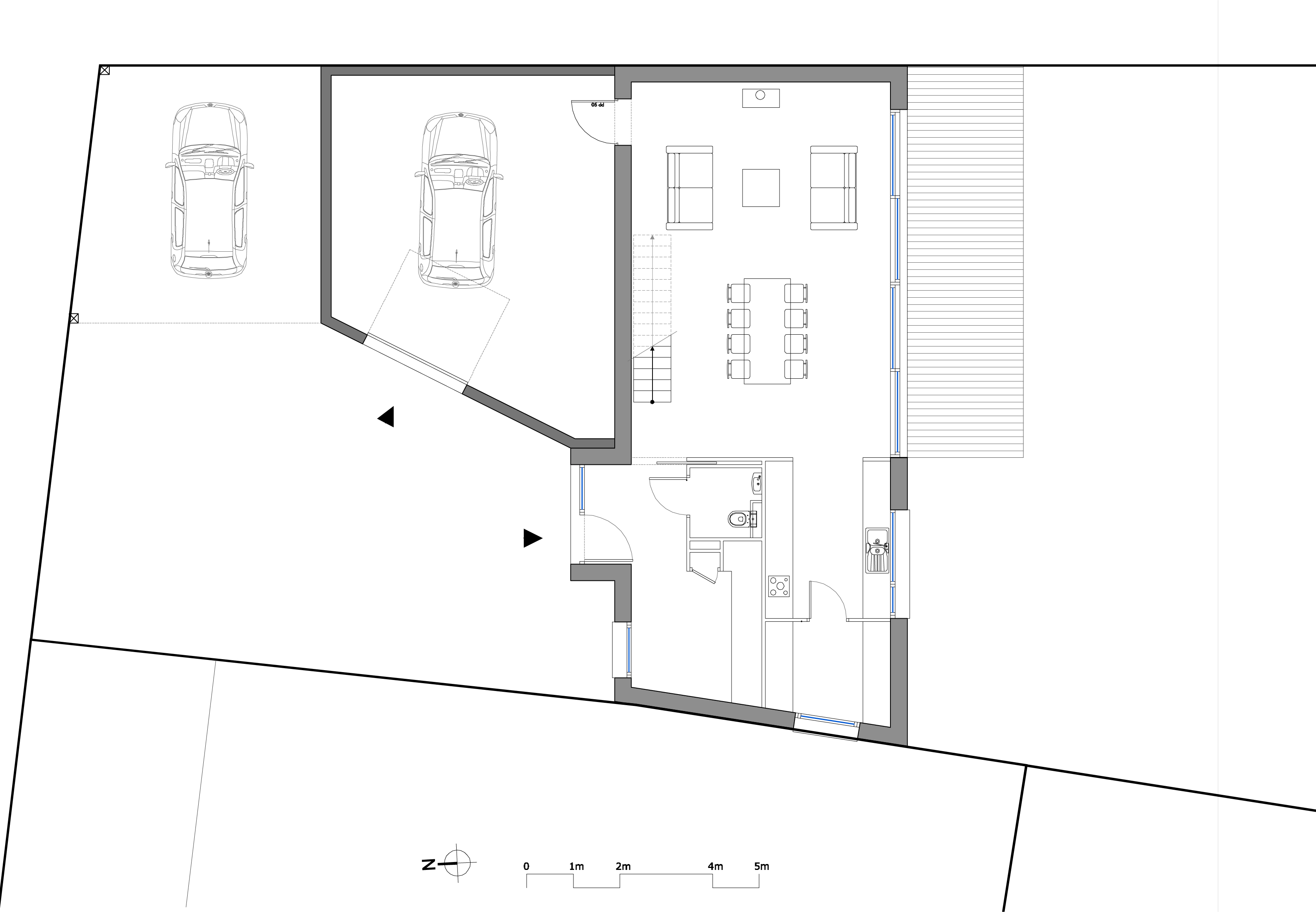 15.38 Atelier Permis de construire extension nord Cysoing8