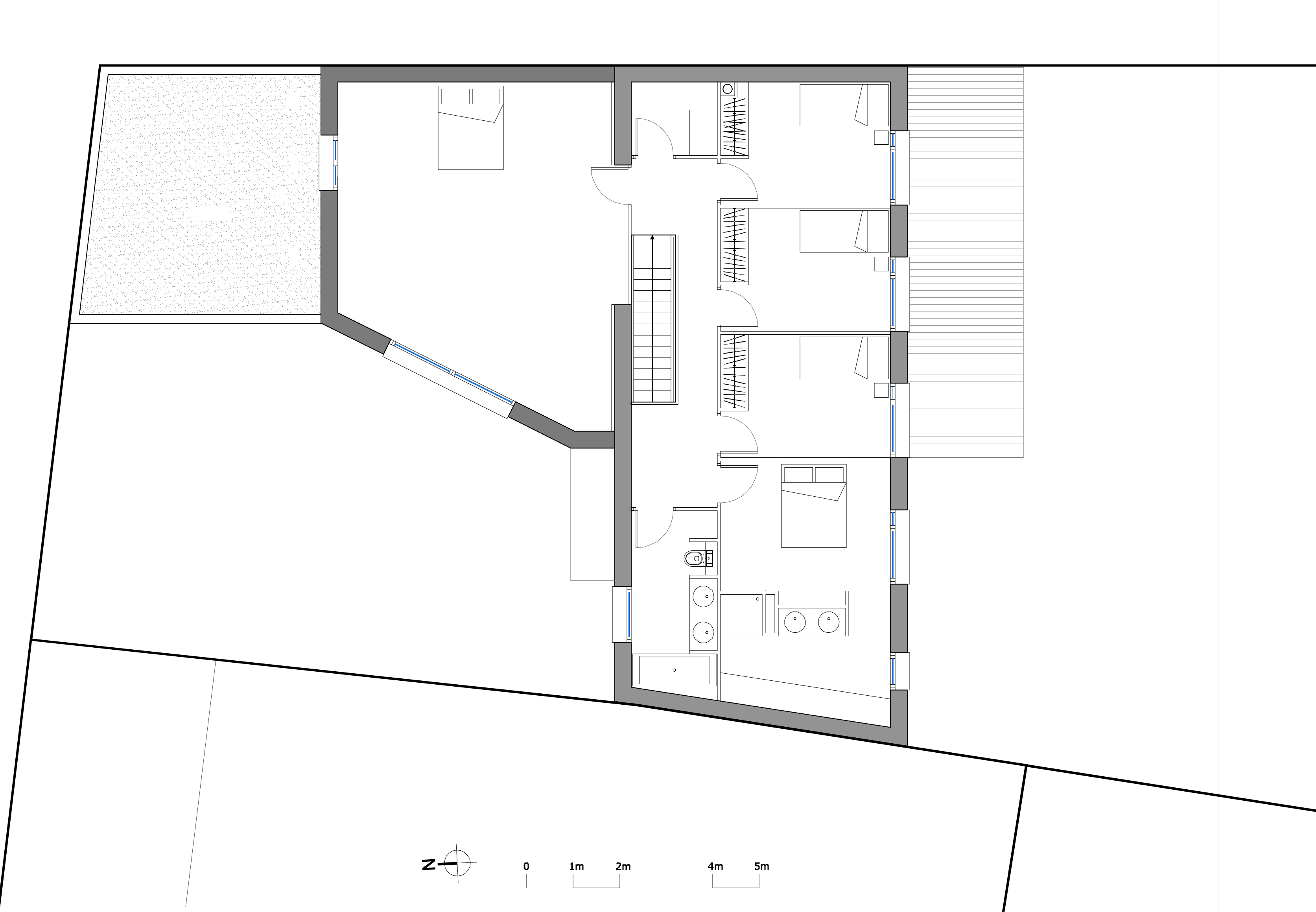 15.38 Atelier Permis de construire extension nord Cysoing9