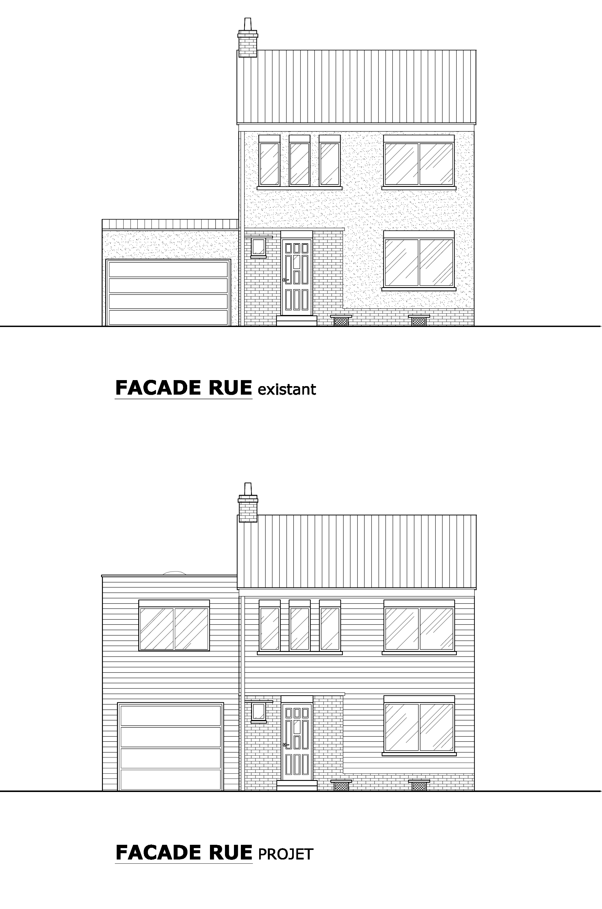 15.26 Extension maison permis de construire nord Valenciennes13