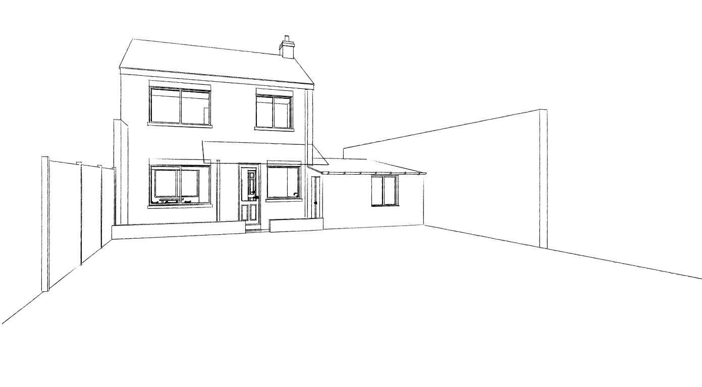 15.26 Extension maison permis de construire nord Valenciennes14