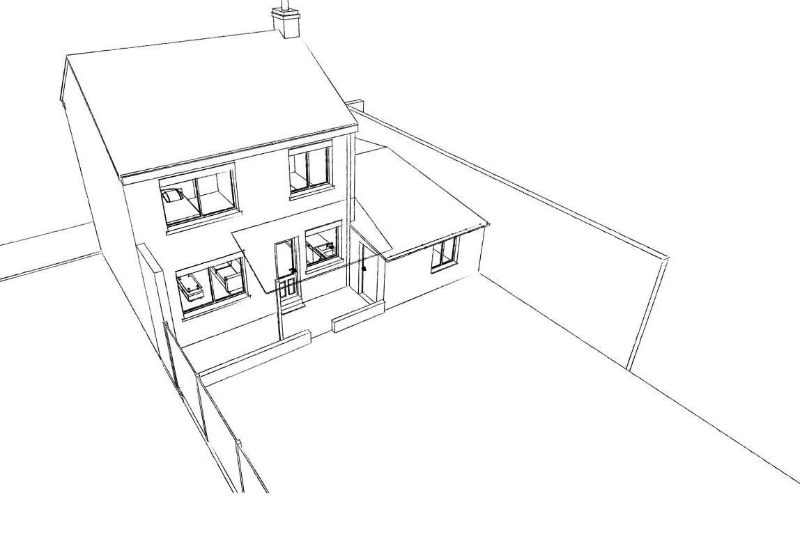 15.26 Extension maison permis de construire nord Valenciennes4