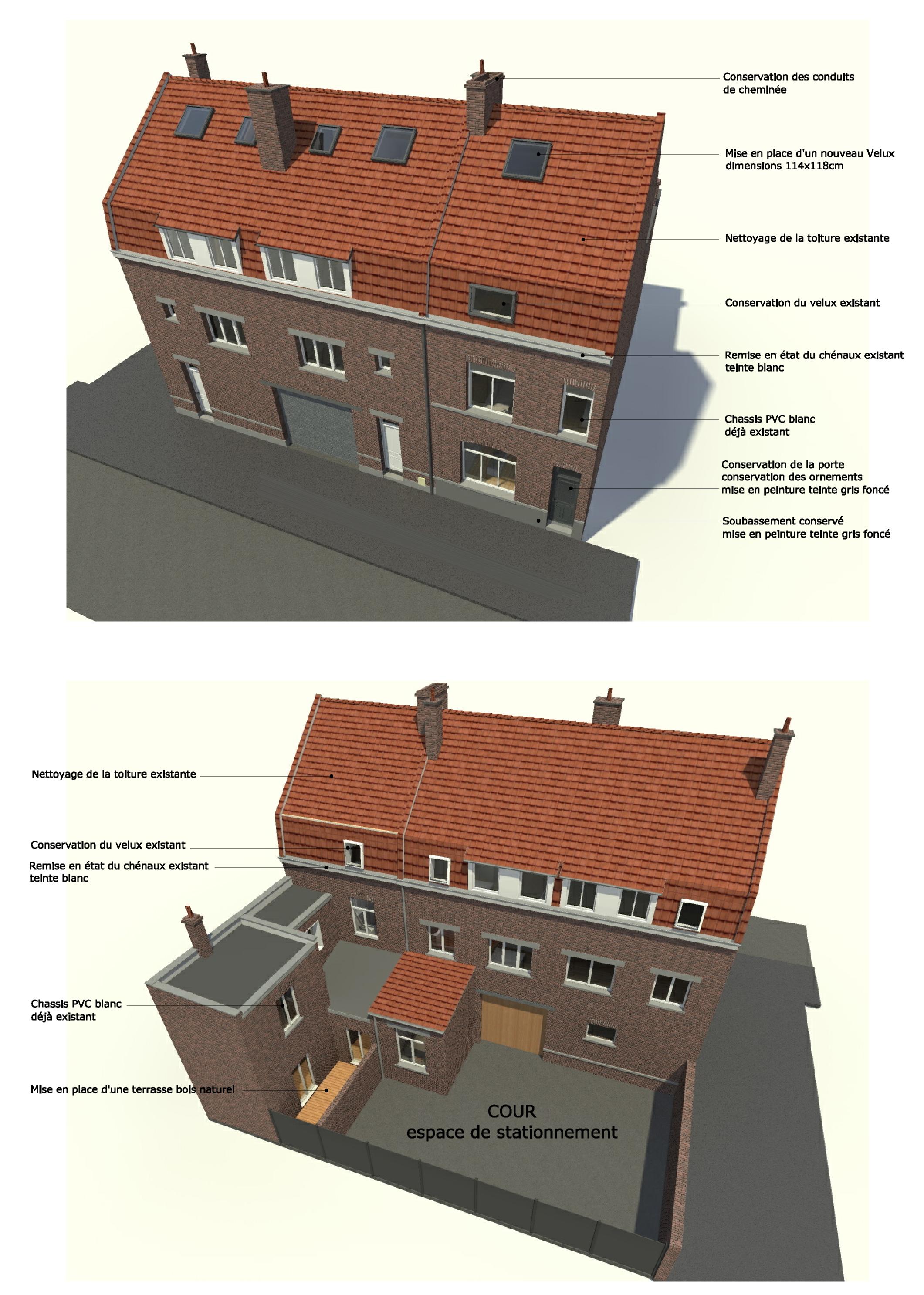 16.03 Atelier permis de construire nord maison La Chapelle d'Armentières3