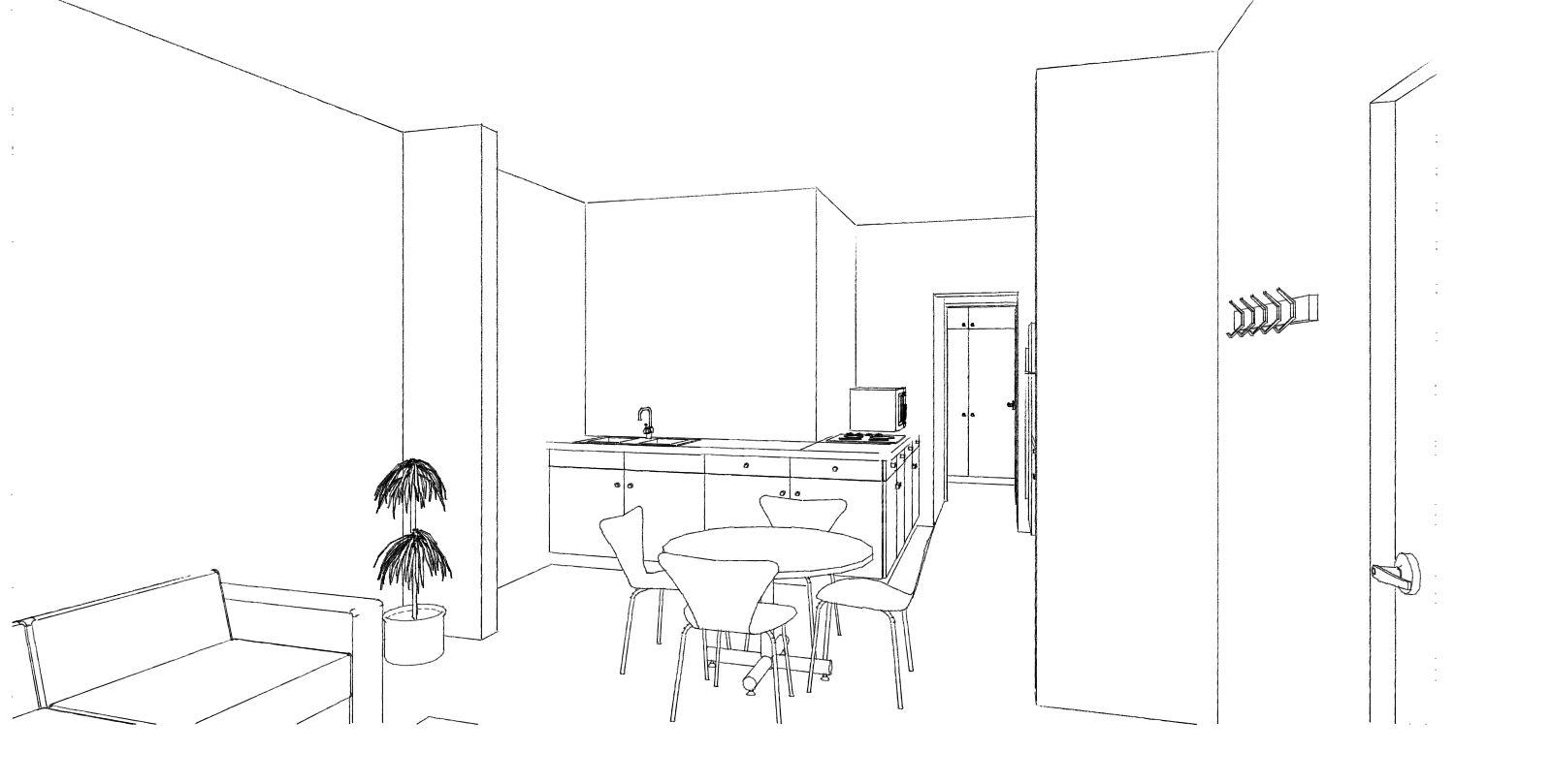 16.03 Atelier permis de construire nord maison La Chapelle d'Armentières4