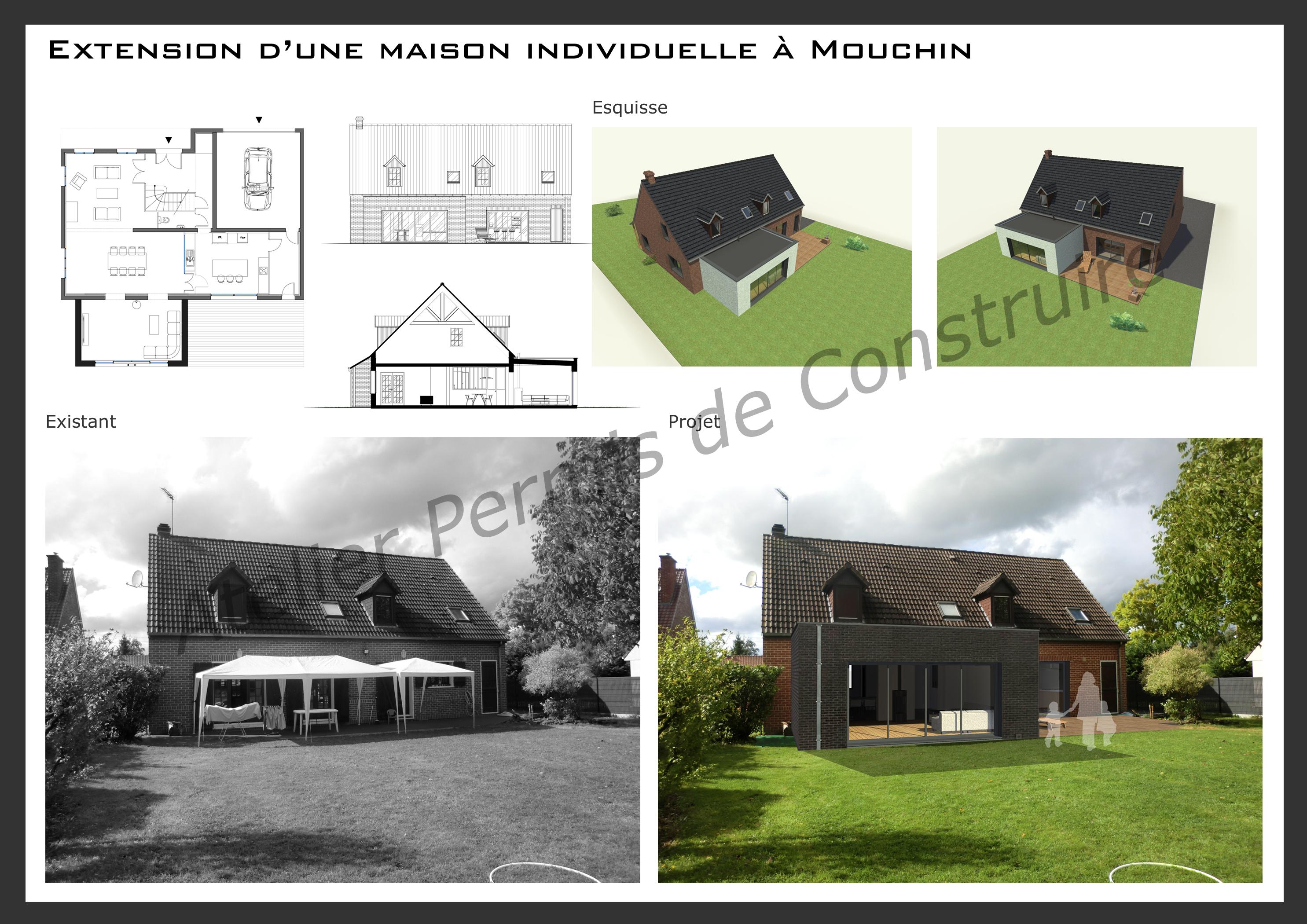 atelier permis de construire extension mouhin