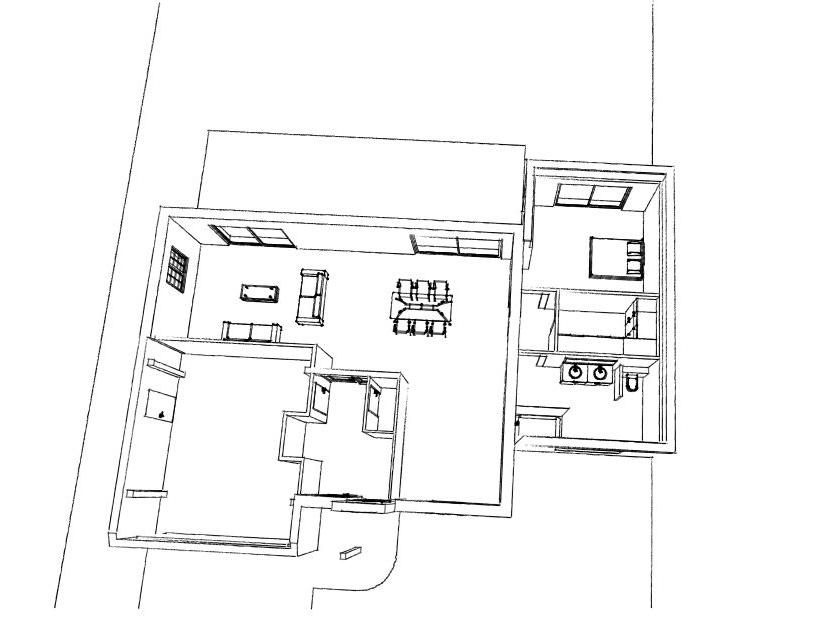 16.04 Extension maison permis de construire nord Famars1