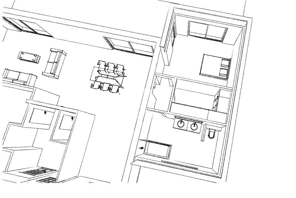 16.04 Extension maison permis de construire nord Famars2