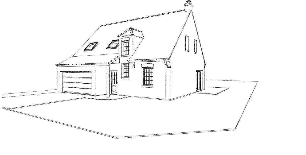 16.04 Extension maison permis de construire nord Famars3