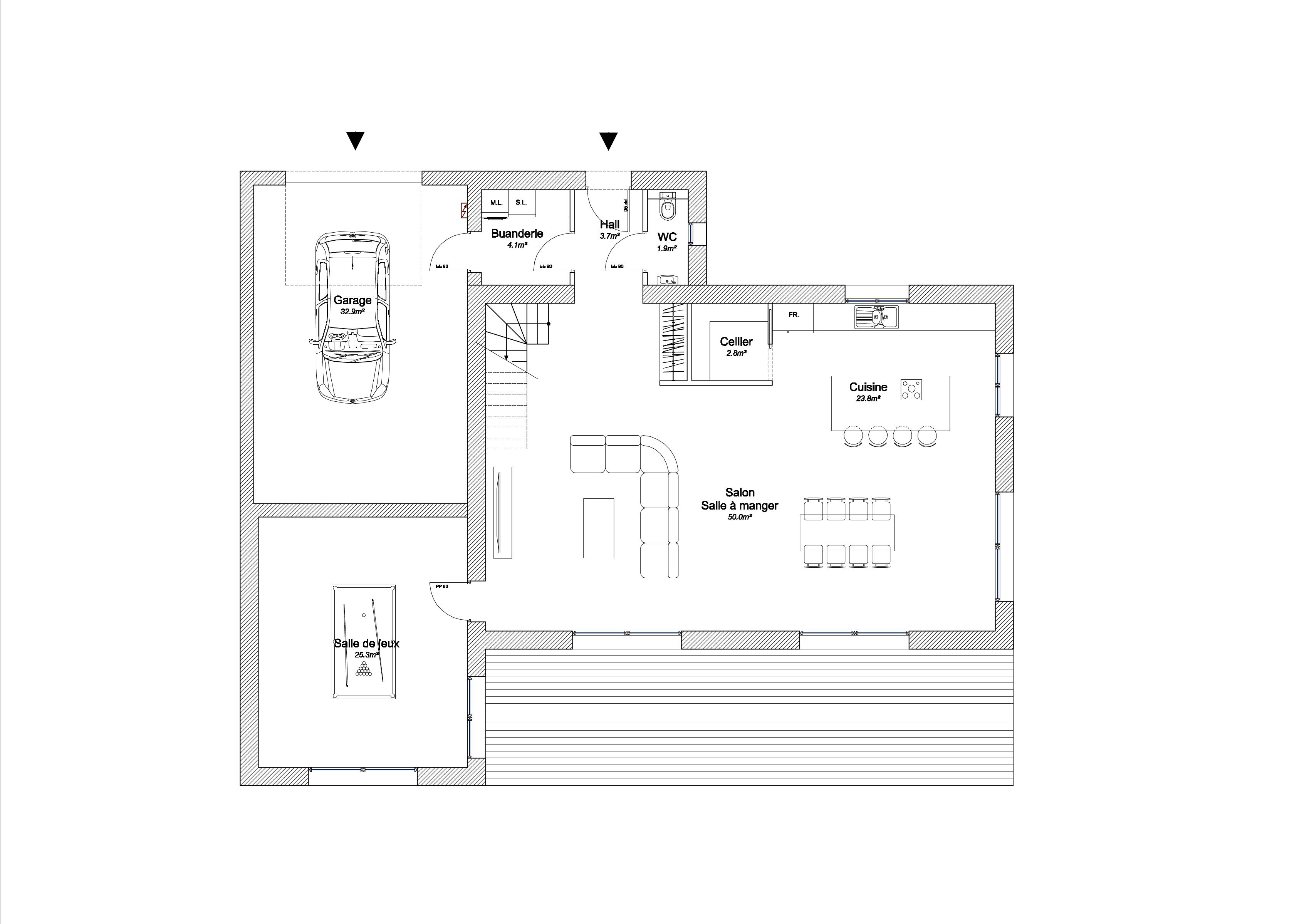 permis de construire architecte Lille 20a
