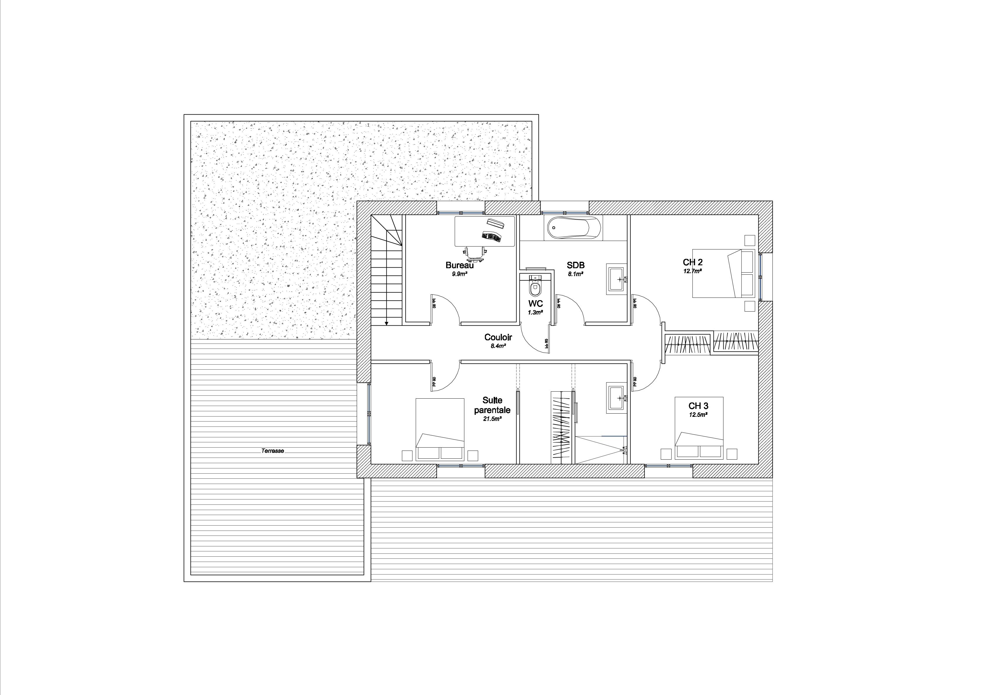permis de construire architecte Lille 20b