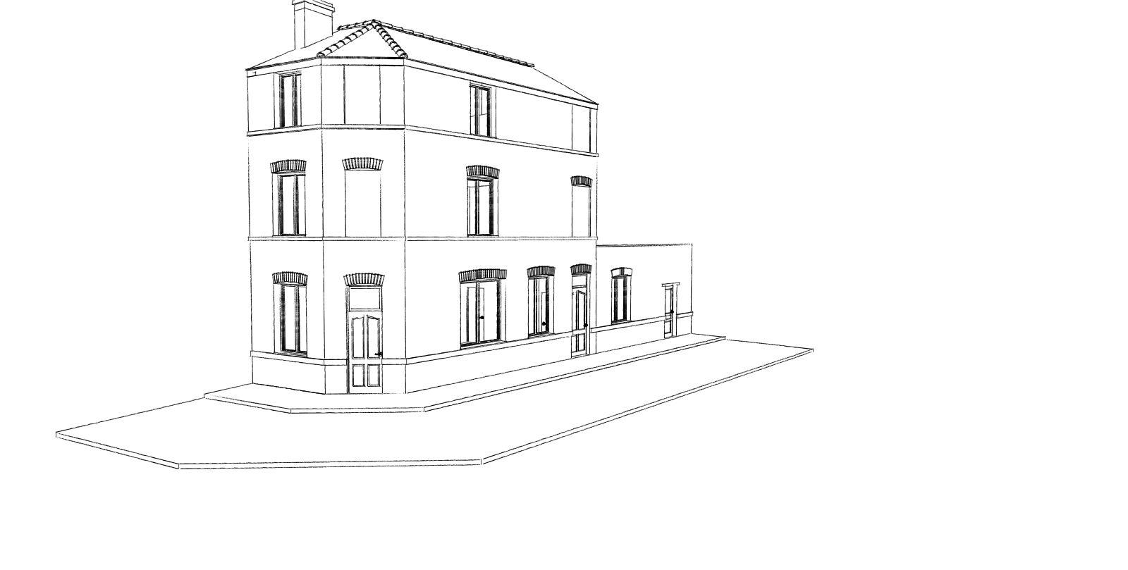 16.33 permis de construire division maison Lille12